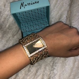 Marciano Gold Watch